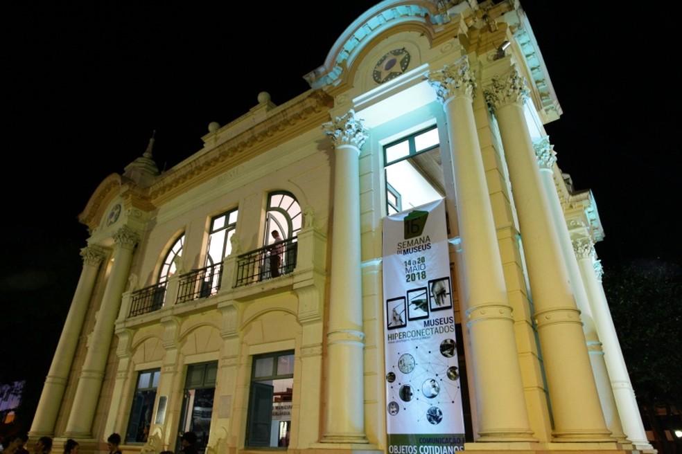 -  Atividades estão programadas no Museu Municipal e Praça Clarimundo Carneiro  Foto: Prefeitura de Uberlândia/Divulgação