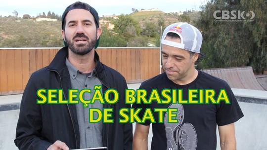 Com Leticia Bufoni e Pedro Barros, CBSk anuncia seleção brasileira de skate de 2018