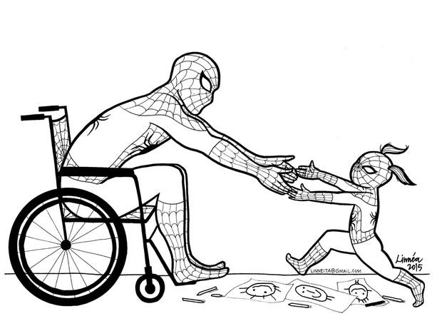 Cartunista Cria Livro De Colorir Para Reforcar A Igualdade Dos