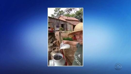 Desabafo de agricultor do interior do RS sobre preços do óleo diesel viraliza na internet