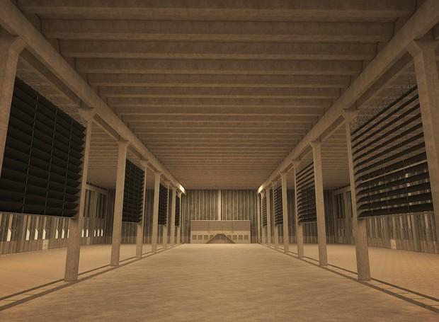 O design industrial toma conta da construção (Foto: Facebook/ Reprodução)