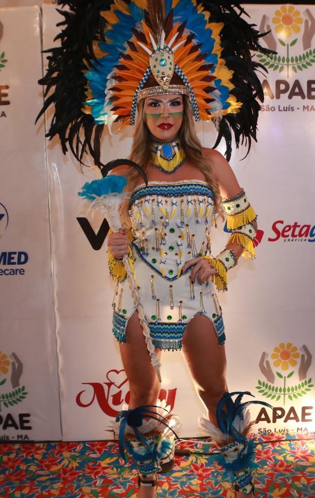 Lorena Improta (Foto: DENILSON SANTOS E DILSON SILVA/AGNEWS)