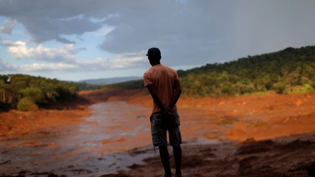 Tragédia em Brumadinho matou mais de duzentas pessoas e deixou rastro de destruição    (Foto: Arquivo/Reuters/Adriano Machado/Direitos Reservados)