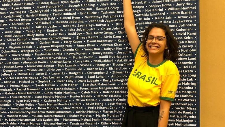 juliana-estradioto-cientista (Foto: Arquivo Pessoal/Divulgação)
