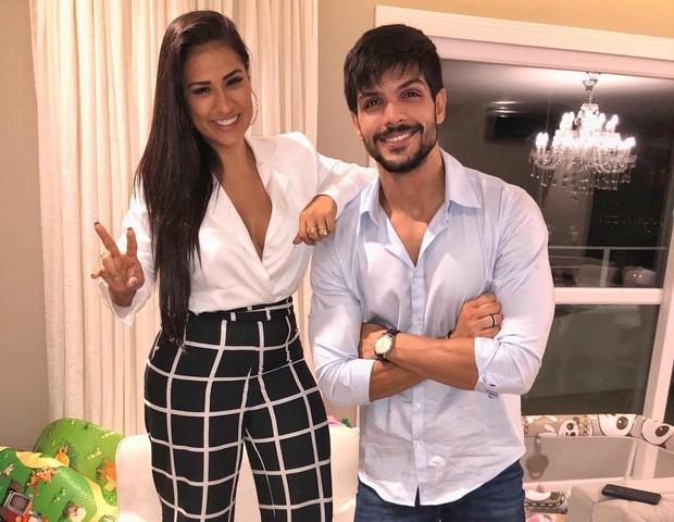 Simone e Lucas (Foto: Reprodução / Instagram)