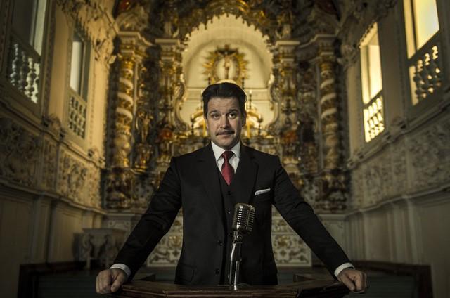 Murilo Benício em 'Se eu fechar os olhos agora' (Foto:  Globo/Mauricio Fidalgo)