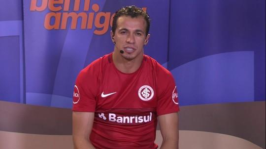 Damião deixa má fase em Fla e Santos para trás e celebra bom momento no Inter