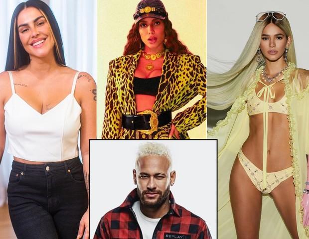 Neymar, Anitta, Bruna Marquezine, Cleo, Cleo Pires, Matheus Mazzafera, Youtube, Matheus Mazzafera Youtube