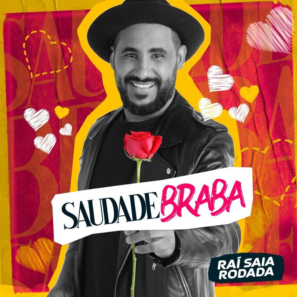 """Raía Saia Rodada lança """"Saudade Braba""""; álbum tem 10 faixas — Foto: Divulgação"""