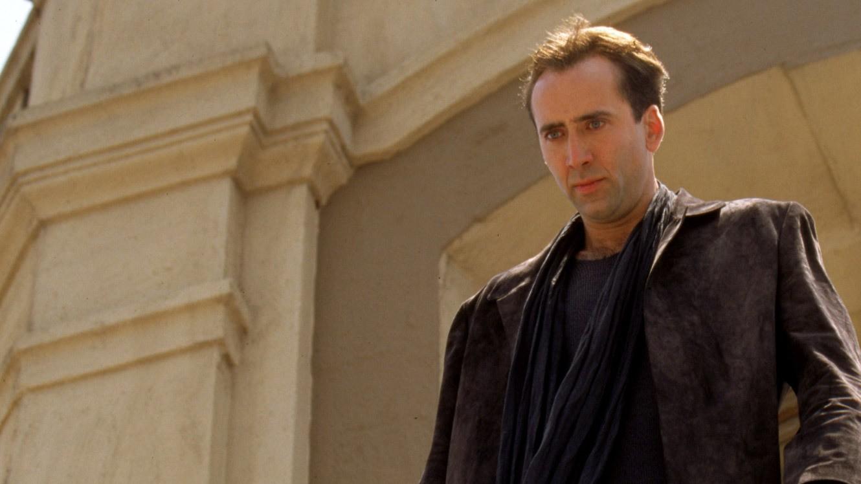 Nicolas Cage em Cidade dos Anjos (1998) (Foto: Divulgação)