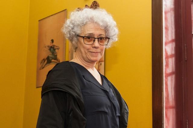 Cecília Homem de Mello (Foto: TV Globo)