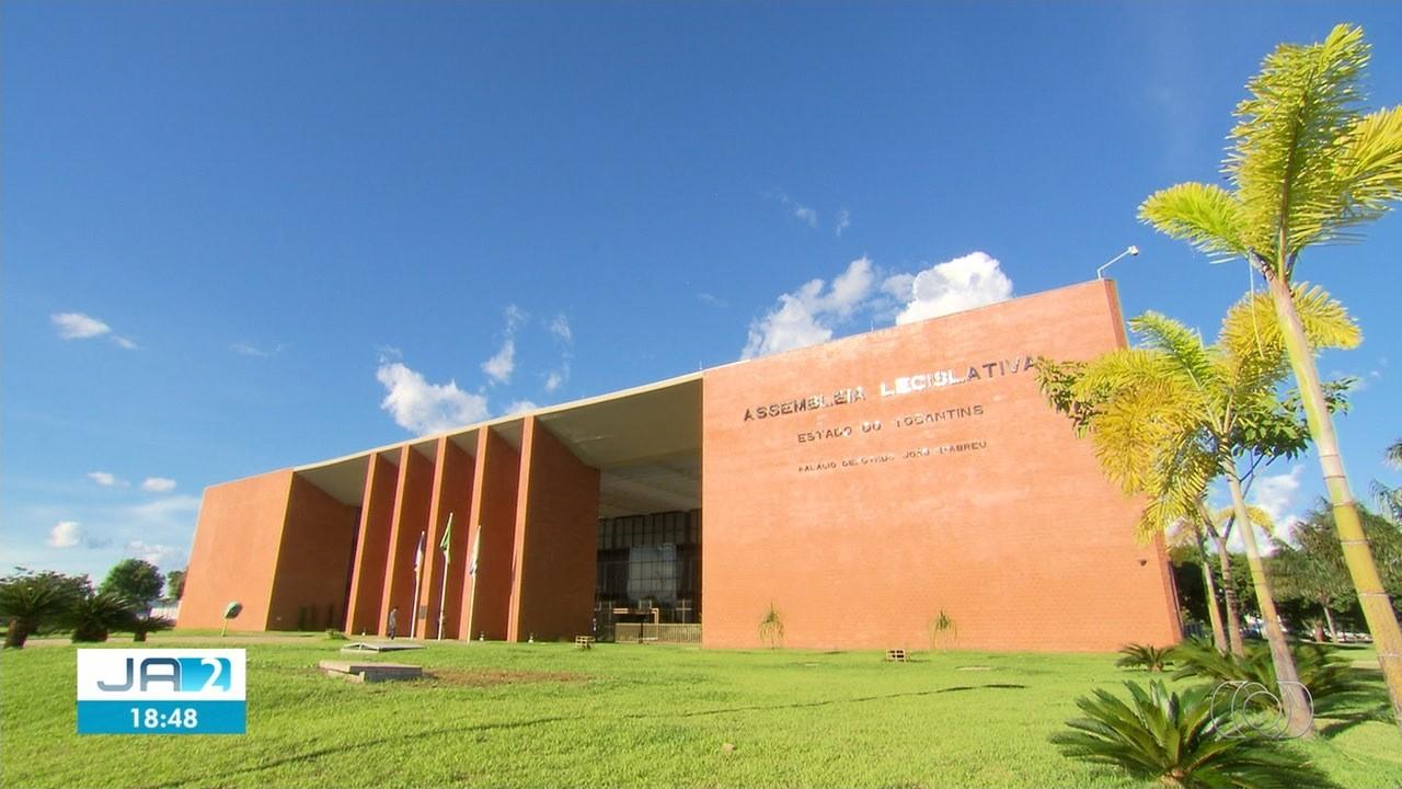 Assembleia Legislativa volta a ser fechada por aumento de casos de Covid