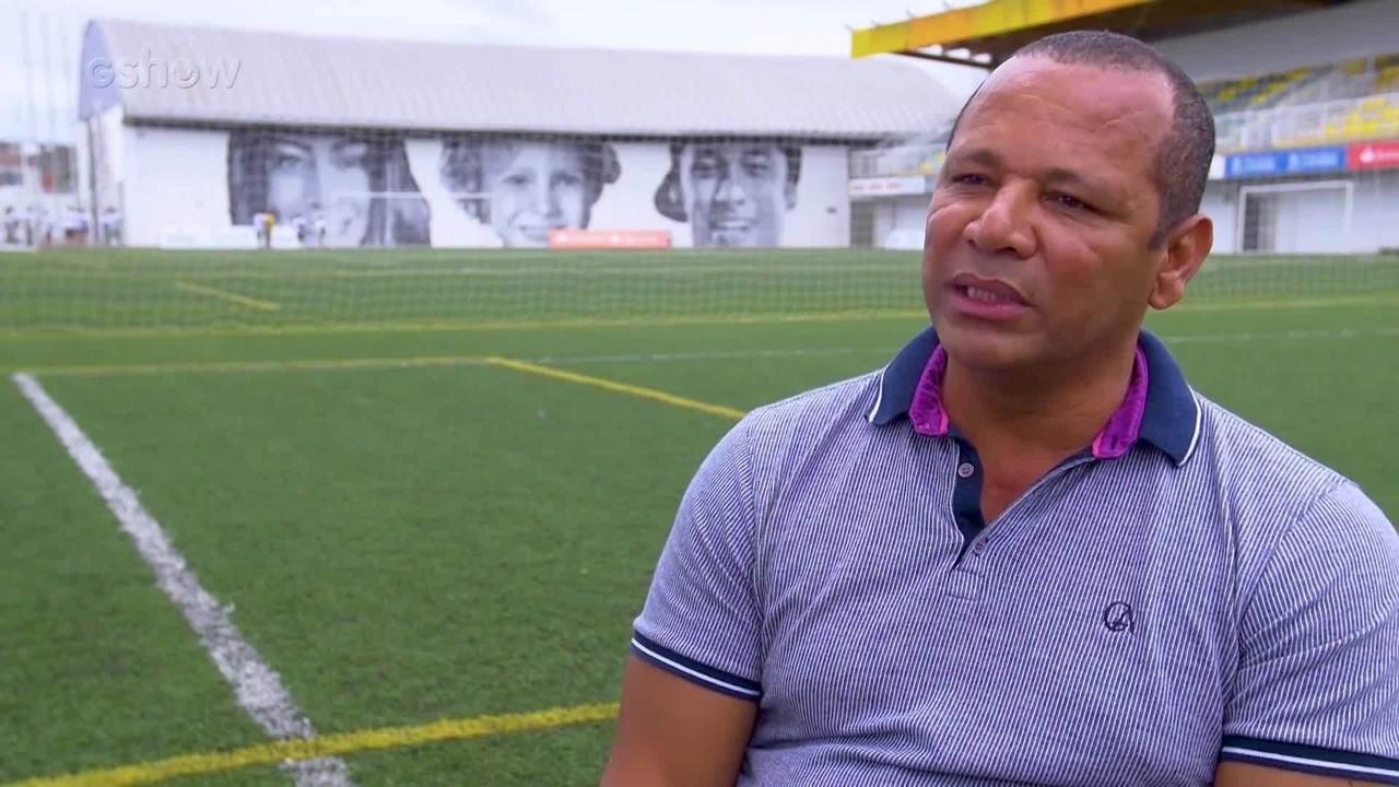 Pai de Neymar revela histórias sobre o filho e a família
