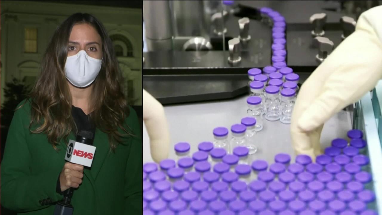 Pfizer e BioNTech pedem autorização do uso emergencial de sua vacina contra Covid nos EUA
