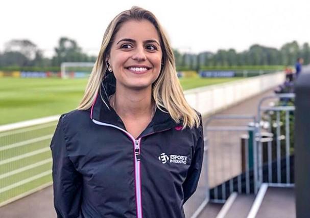 Monique Danello (Foto: Reprodução)