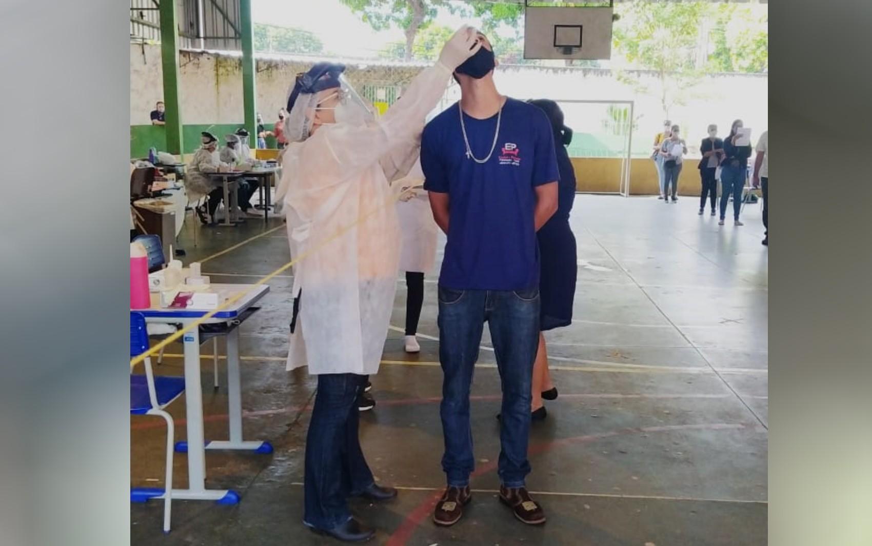 Goiás tem 579.283 casos confirmados e 16.080 mortes por coronavírus, diz governo