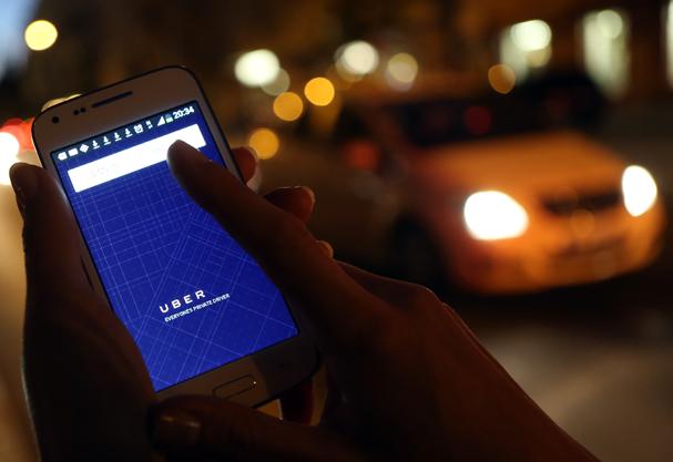 Uber passa dicas de segurança  (Foto: Getty Images)