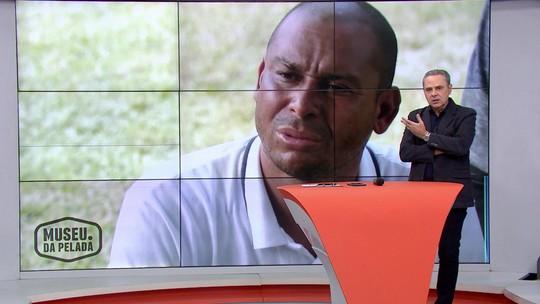 Bem Amigos relembra entrevista com o ex-atacante Valdiram