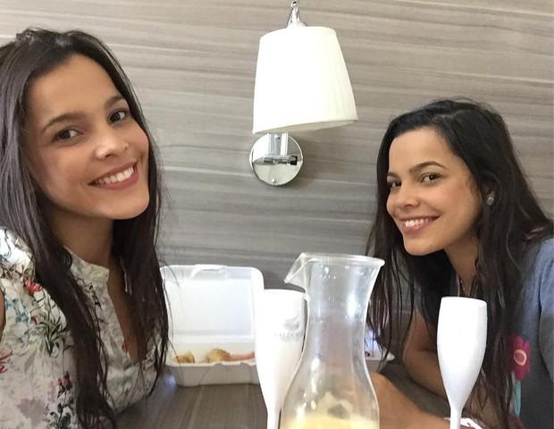 Mayla Araújo e Emilly Araújo (Foto: Instagram / Reprodução)