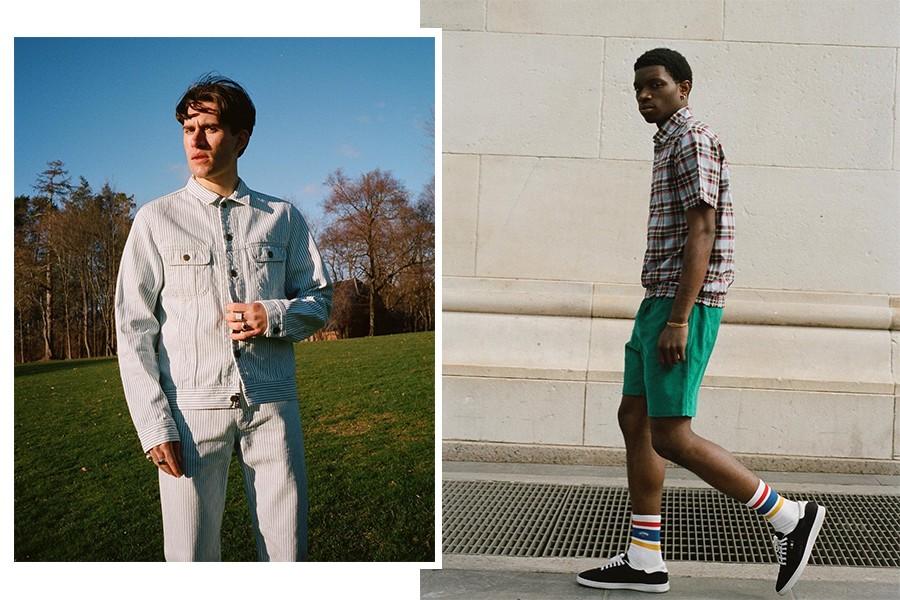 O streetwear sustentável fica por conta da Noah (Foto: Reprodução)
