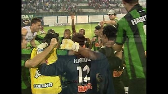 América-MG busca reabilitação no Brasileiro diante de adversário importante na história do clube