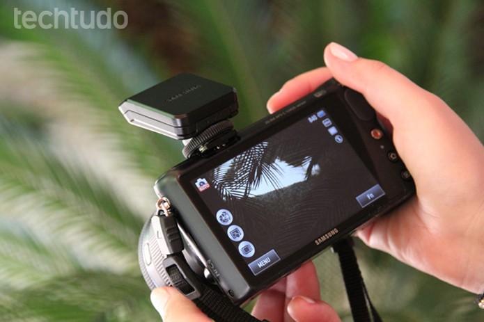 Qualidade das fotos da Samsung NX2000 é excelente (Foto: Luciana Maline/TechTudo)