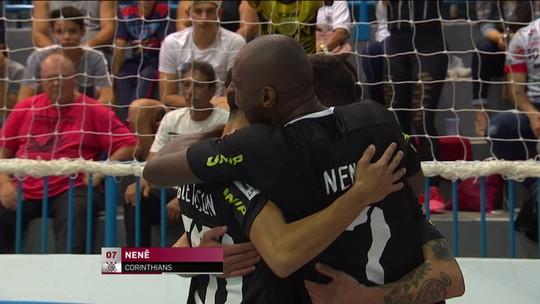 Matheus e Renatinho marcam golaços, e Corinthians vence Cascavel