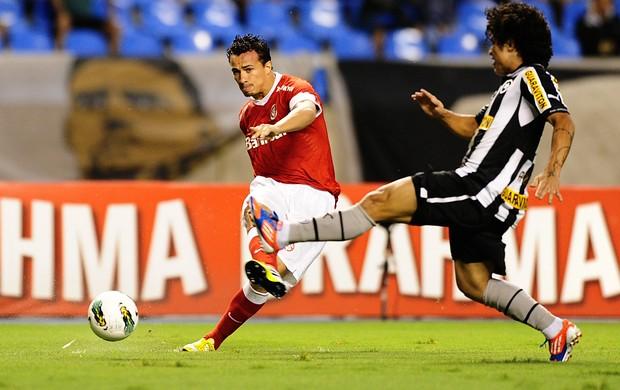 inter botafogo damião (Foto: Alexandre Lops/Divulgação Inter)