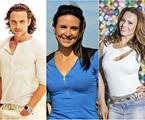 Igor Rickli, Maurren Maggi e Viviane Araújo | Divulgação