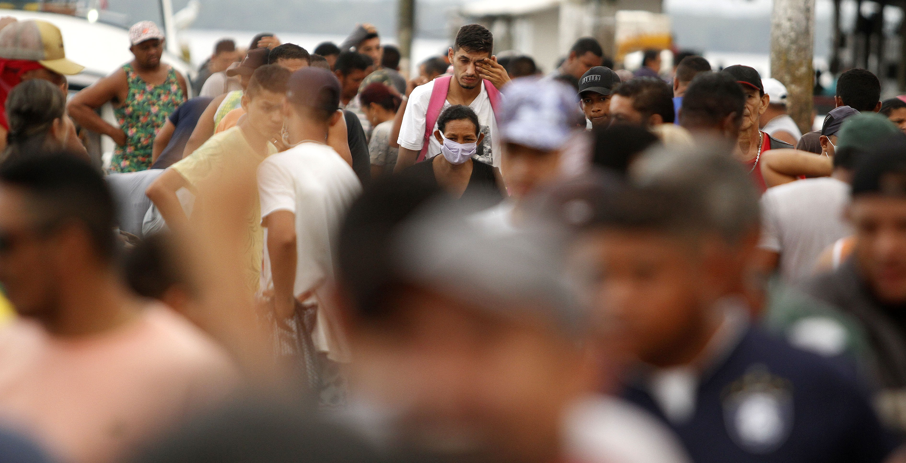 Marco, Guamá e Pedreira são os bairros de Belém com mais casos de Covid-19, aponta Governo