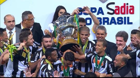 Atlético-MG x Cruzeiro na Copa do Brasil: rivais voltam a se enfrentar; veja os números do confronto