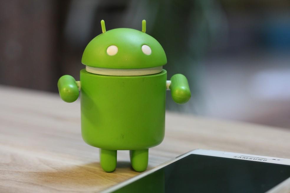 Novo Android tem novas funções reveladas em primeira versão beta — Foto: Carolina Ochsendorf/TechTudo