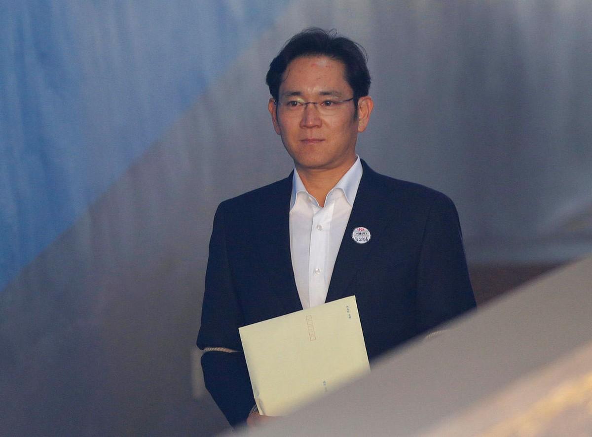 Herdeiro da Samsung vai a julgamento por polêmica fusão de subsidiárias |  Mundo