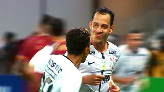 Corinthians x Fluminense - Campeonato Brasileiro 2018 - globoesporte.com