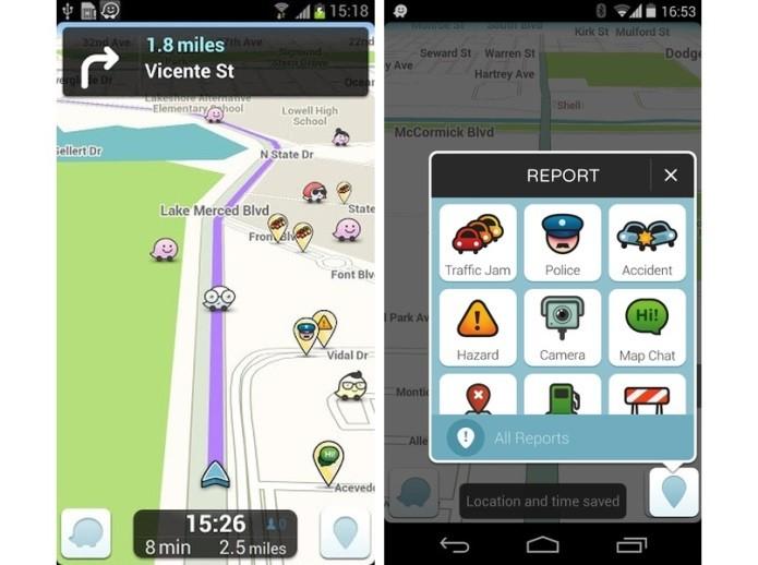 O Waze é um dos aplicativos mais populares entre os motoristas (Foto: Divulgação)