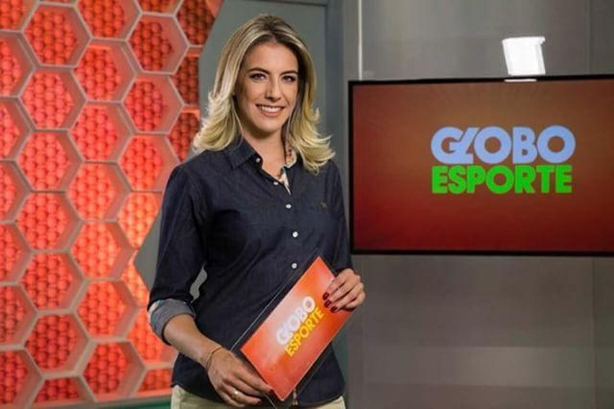 Nova Apresentadora Do Globo Esporte Sc é Bronze No