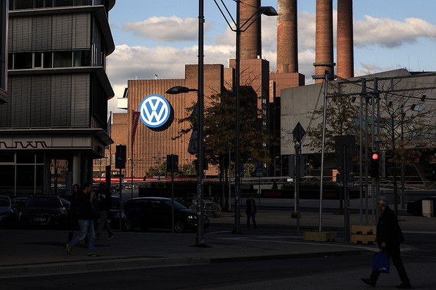 Sede da Volkswagen em Wolfsburg (Foto: Getty Images)