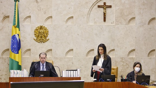 Foto: (Fellipe Sampaio/SCO/STF)