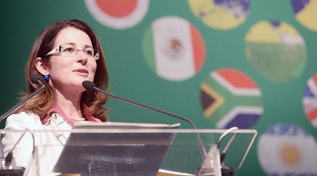 Heloisa Menezes assumiu o Sebrae após Afif se licenciar da presidência para disputar as eleições (Foto: ABF)