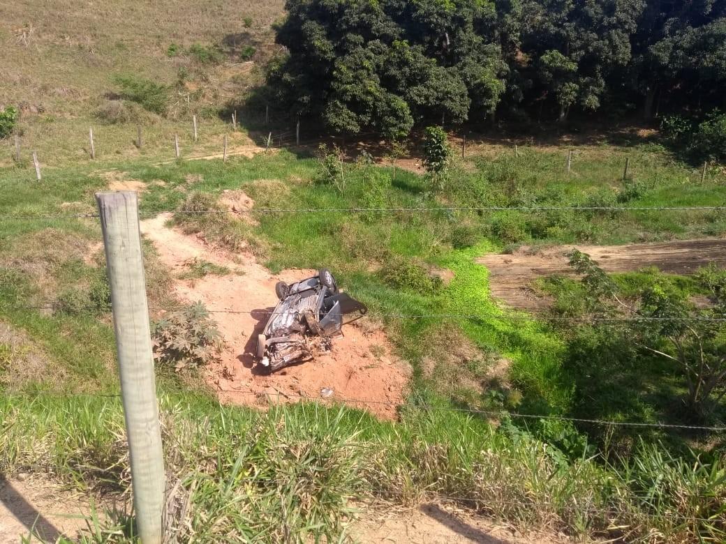 Dois acidentes com mortes são registrados em rodovias que cortam Além Paraíba e Muriaé - Notícias - Plantão Diário