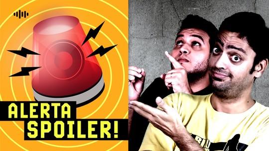 Podcast 'Alerta Spoiler!': séries e filmes com premissas bizarras