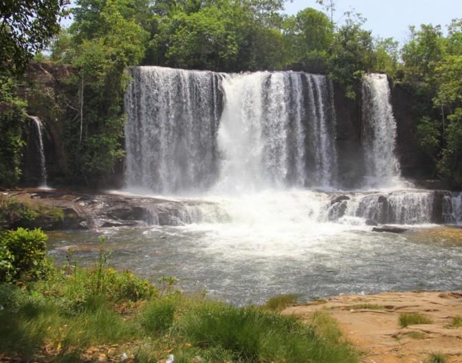 Homem morre afogado na Cachoeira do Prata, em Juscimeira