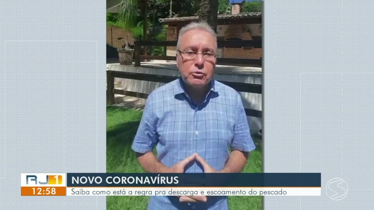 VÍDEOS: RJ1 TV Rio Sul de sábado, 4 de abril