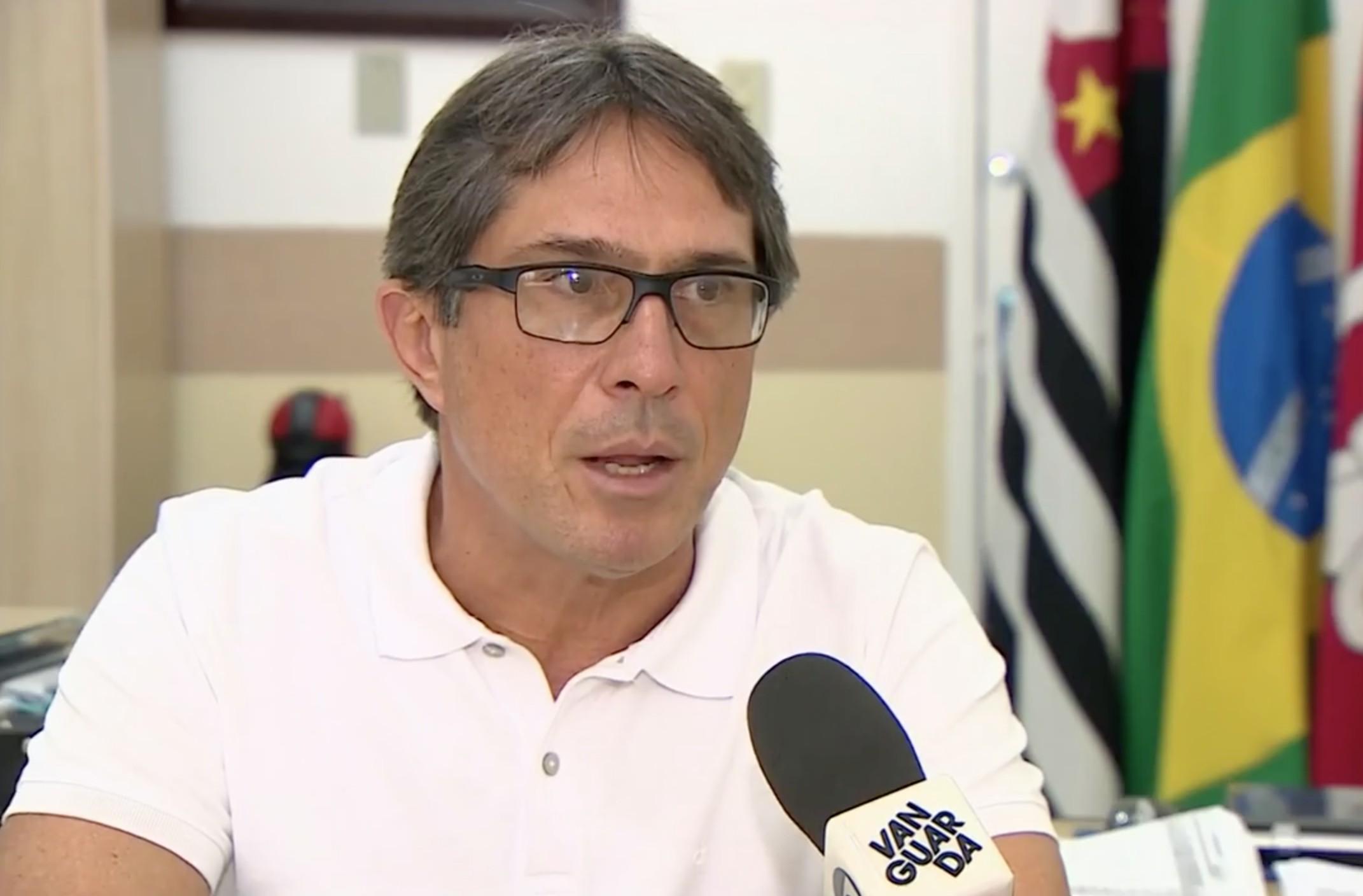 Prefeito de Lorena, Fábio Marcondes, testa positivo para Covid-19