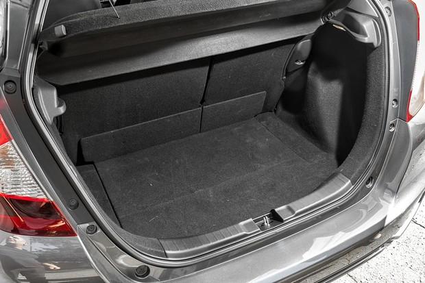 Honda Fit EXL 1.5 CVT (Foto: Leo Sposito/Autoesporte)