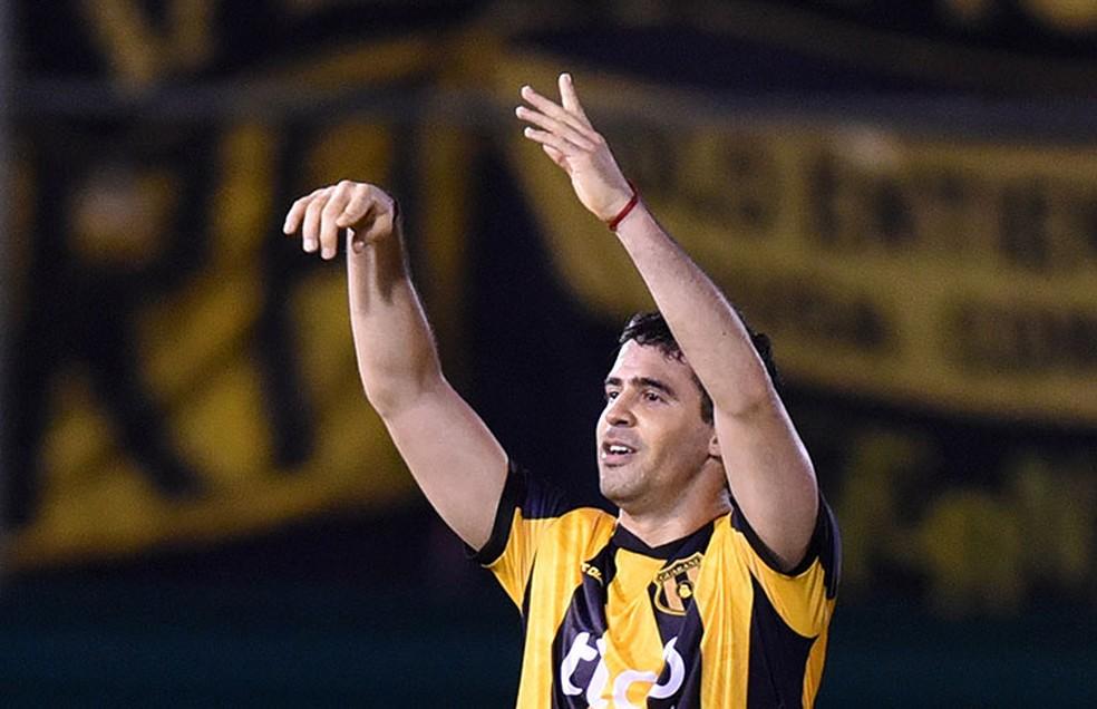 Julián Benítez estava no futebol paraguaio — Foto: Conmebol.com