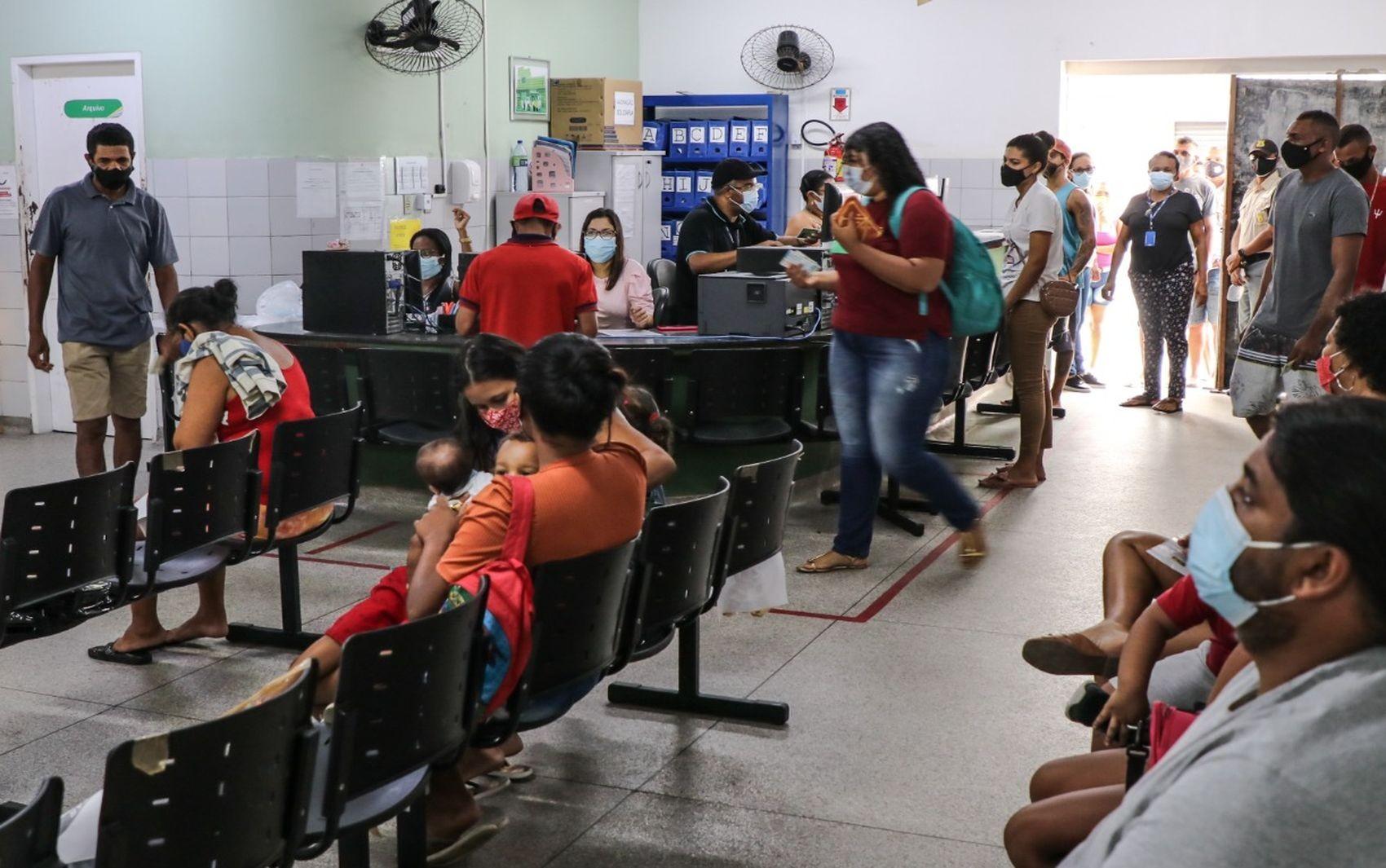 Sergipe aplica mais de 19 mil doses no Dia D de vacinação contra a Covid-19