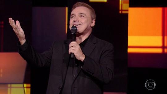Amigos, artistas e profissionais de TV lamentaram a morte do apresentador