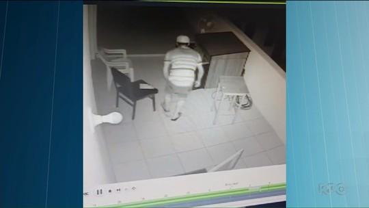 Ladrão invade igreja matriz de São João do Caiuá, quebra sacrário e rouba notebook