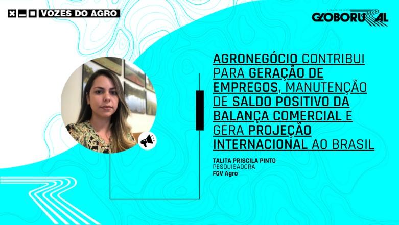 Vozes-do-agro-fgv-agro (Foto: Editora Globo)